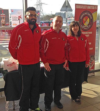 Fleet help to change lives through Sport Relief