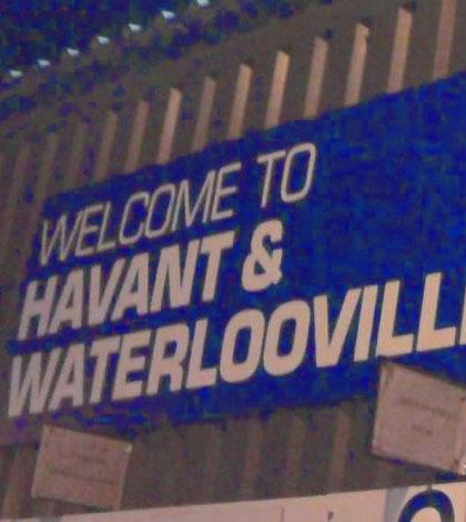 Havant & Waterlooville 1-0 Fleet
