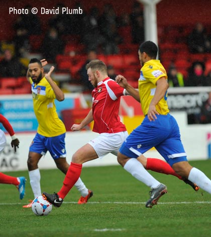 Match preview: Staines refuse to sing swansong