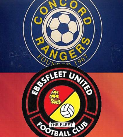 Concord Rangers v EUFC