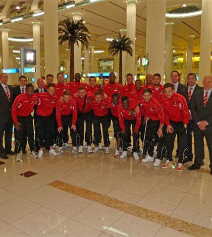 Players take end-of-season break before 2014-15 preparations