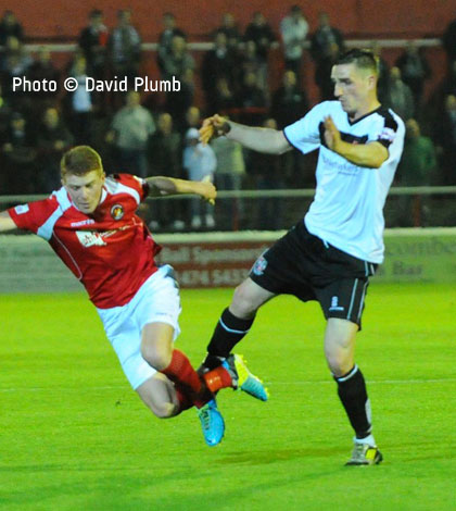 Fleet determined not to trip up