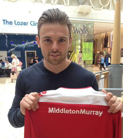 MiddletonMurray 'back' on board