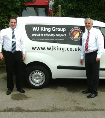 WJ King renews Fleet partnership