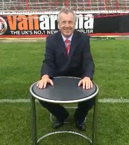 Varney's (v)ice bucket challenge