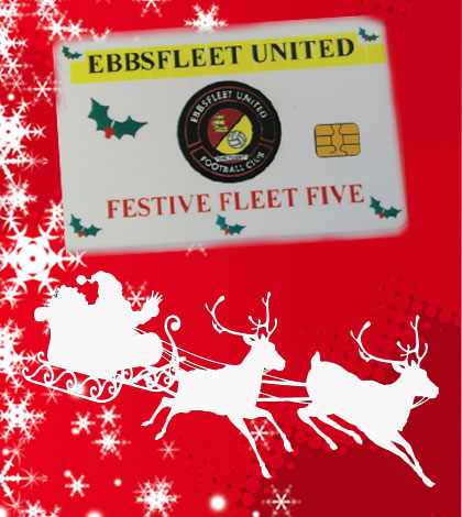 Festive Fleet Five tickets on sale