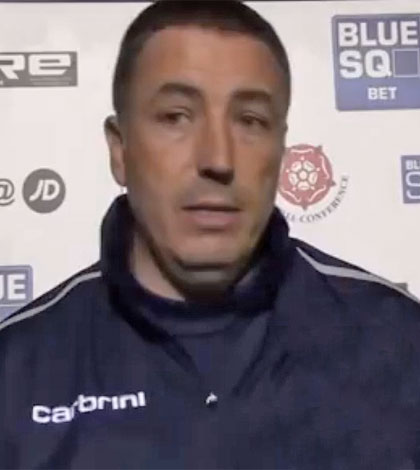 New coaching team takes shape