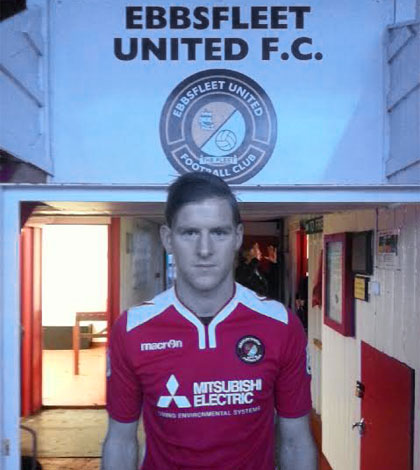 Cunnington comes in from Cambridge