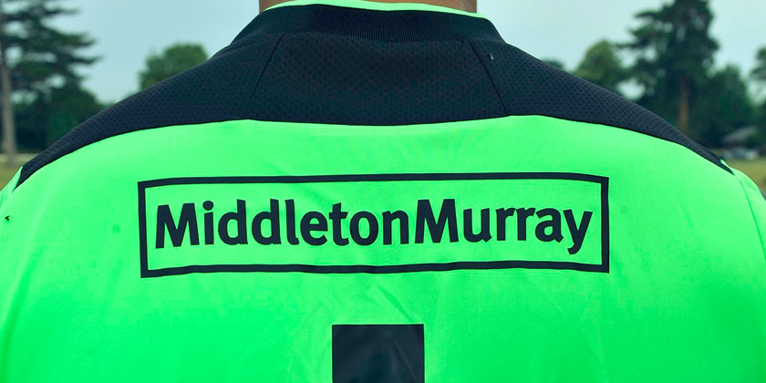 "Club recognises ""pivotal support"" as MiddletonMurray sponsorship ends"
