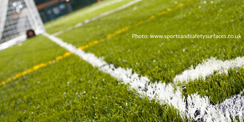 Youth team get 3G pitch