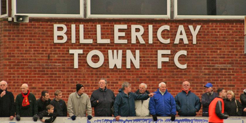 Billericay Town 2-4 Fleet