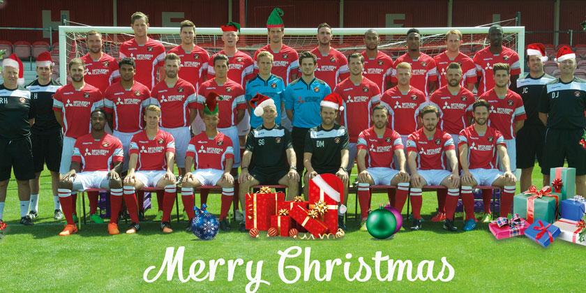 A Merry Fleet Christmas to everyone!