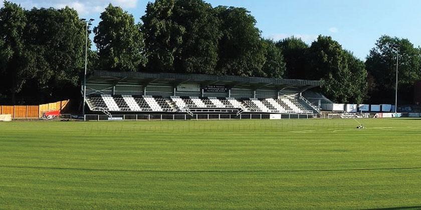 Maidenhead game rearranged