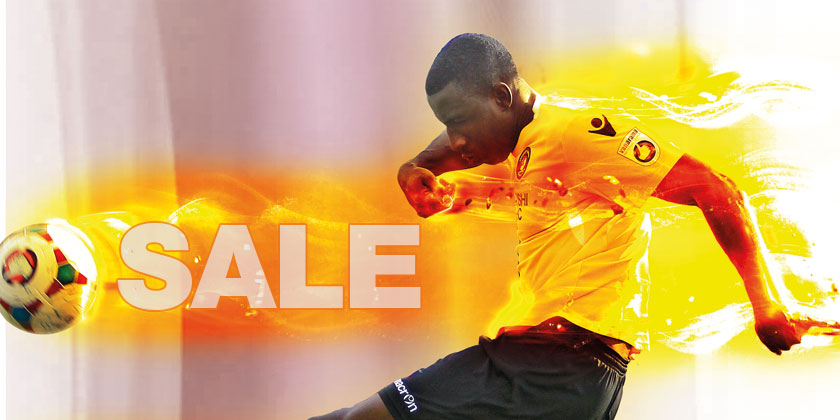 Away shirts at reduced price