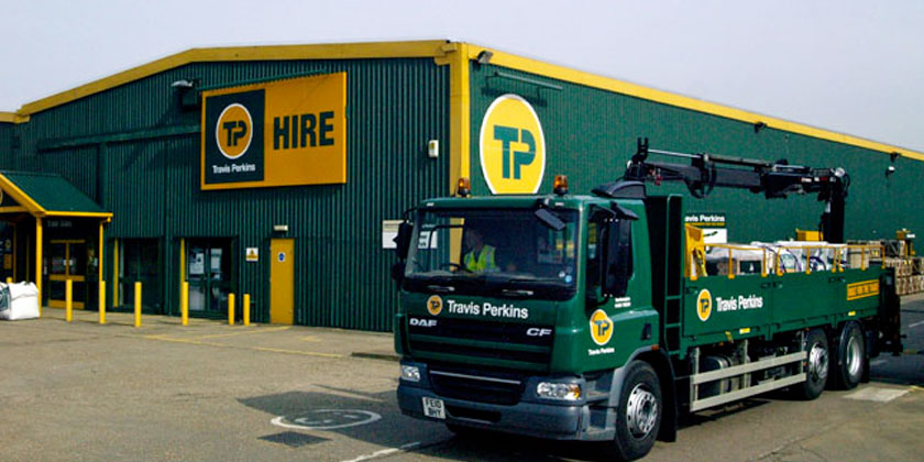 Fleet forge further Travis Perkins link