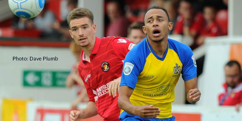 Allinson desperate to keep Saints alive as Fleet hit the road