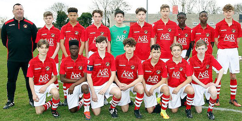 Open trials for U16s in May