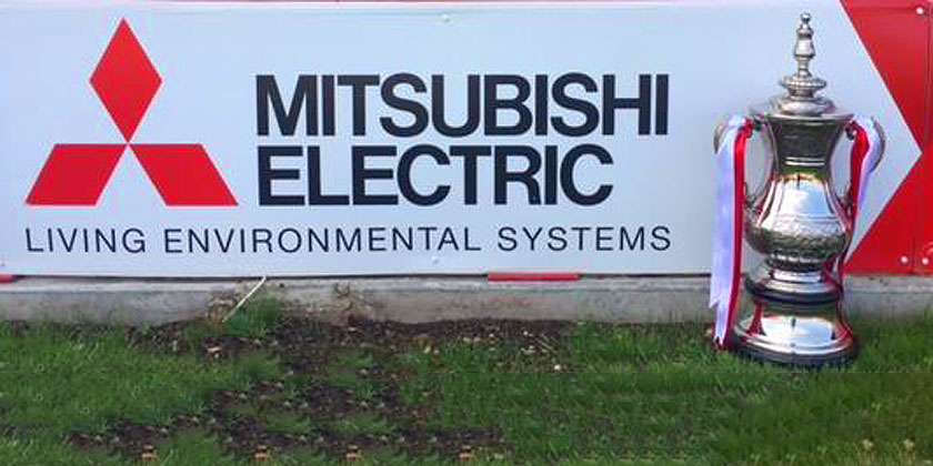 Mitsubishi Electric light up the Fleet with new deal