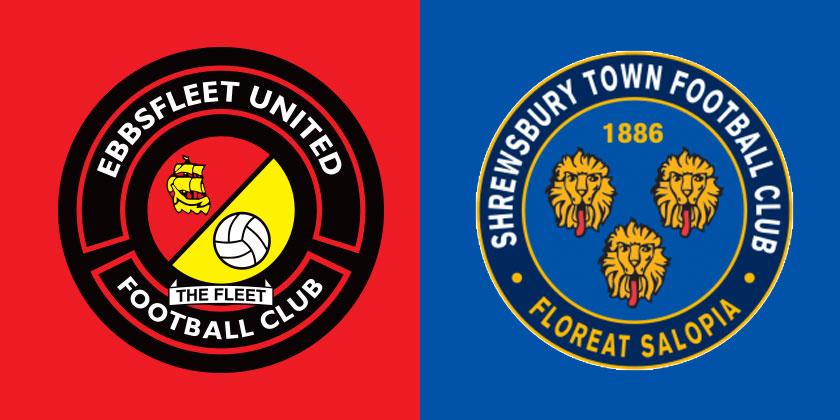 Fleet to face Shrewsbury in Portugal friendly