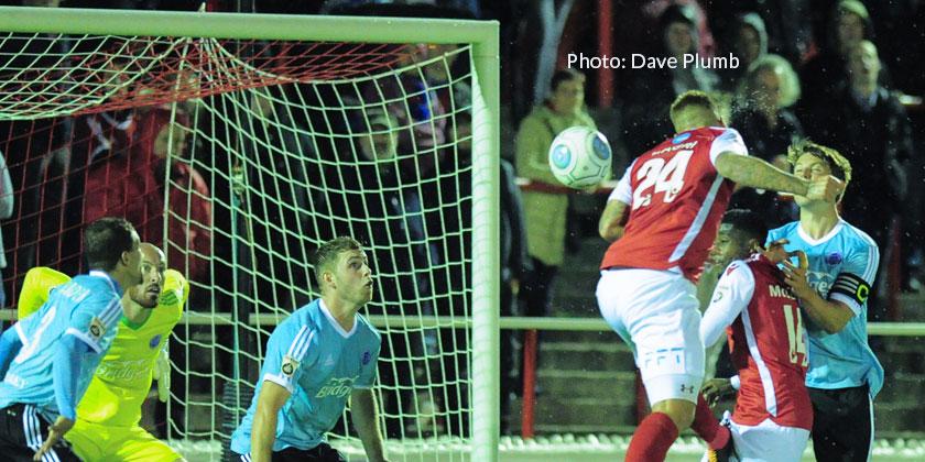 Match Highlights: Fleet v Aldershot Town