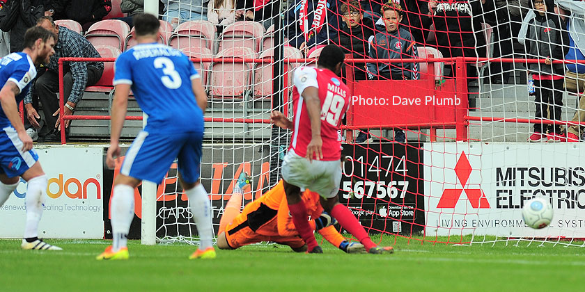 Match Highlights: Fleet v Tranmere Rovers