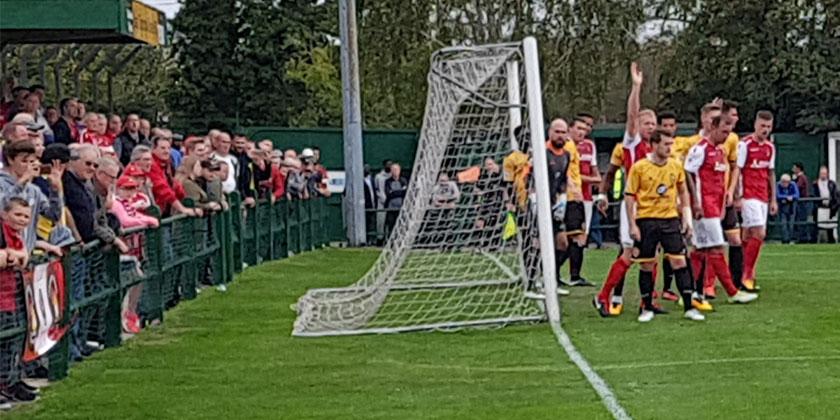 East Thurrock United 0-0 Fleet