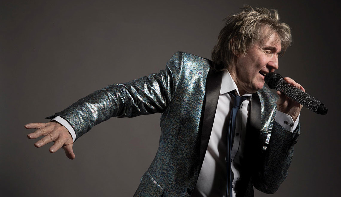 Rod Stewart tribute tickets available for £12!