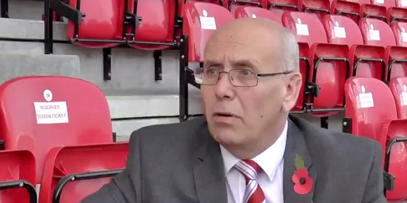 From 25 to 365 days: Dave Archer looks forward to new stand revenues