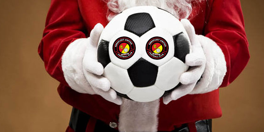 EUFC office closes on 22nd for Christmas