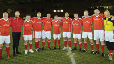 Walking Football team looking for managers