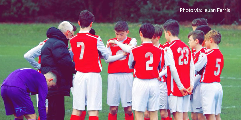 U14s appeal for cup-finals backing