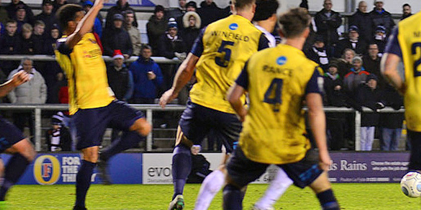 Tranmere Rovers 3-0 Fleet