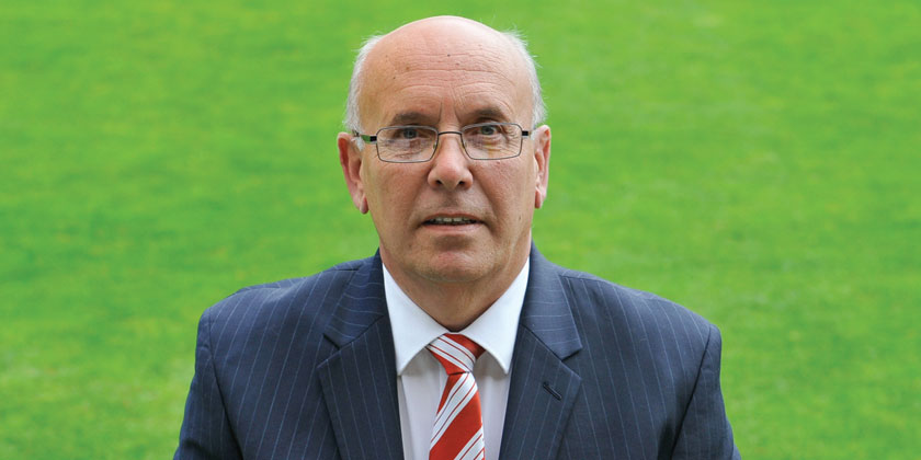 Dave Archer stands down from club board position but will remain in commercial role