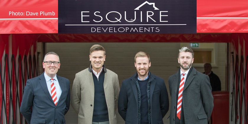 Welcome to Esquire Developments, our new Community Sponsor