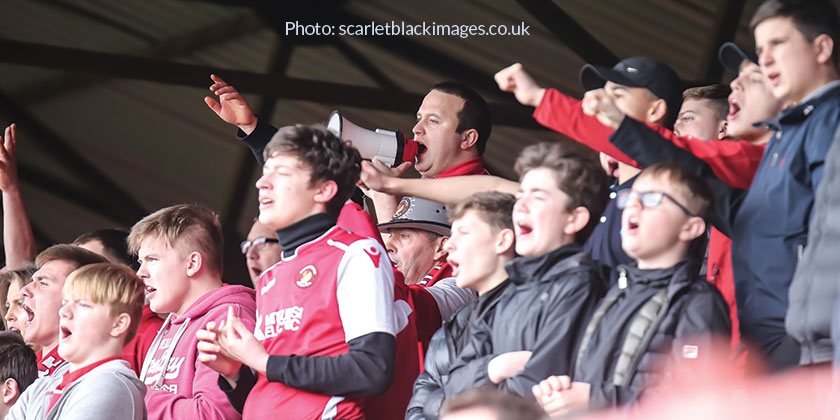 Season-ticket sales on the up once more