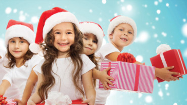 SUNDAY 9th DECEMBER – FUN-PACKED CHRISTMAS KIDS' PARTY