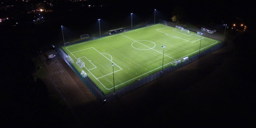 Fleet land transformed training facilities for new season