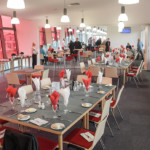 Supporters' Restaurant taking bookings for new season