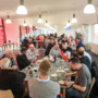 Book restaurant now for February football