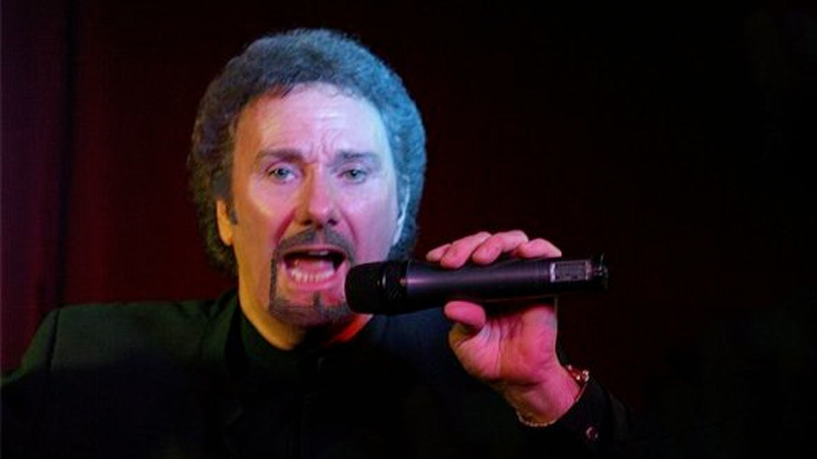 Last chance for Tom Jones tribute tickets!