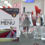 Book now for September in Supporters Restaurant