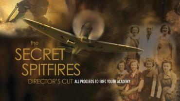 Secret Spitfiresfly in for Kuflink screenings
