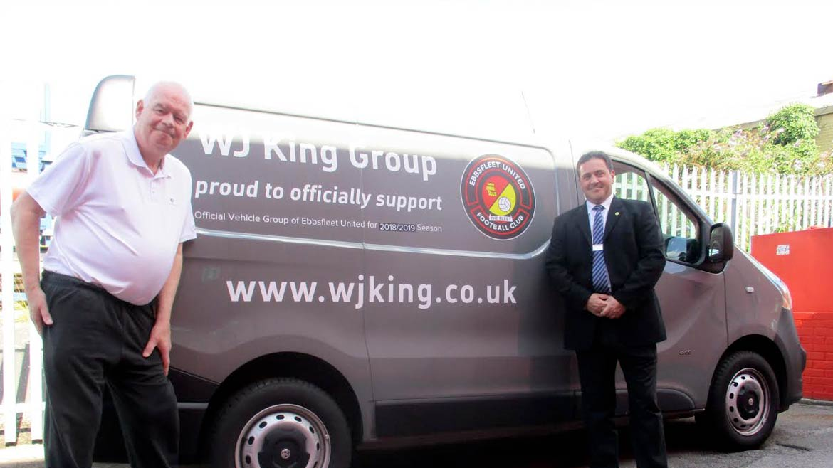 WJ King continues successful partnership
