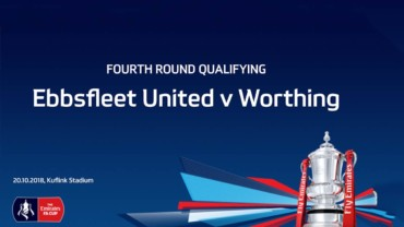 Fleet home to Worthing in the Cup
