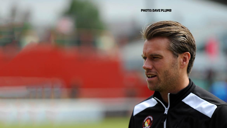 Club statement: Daryl McMahon