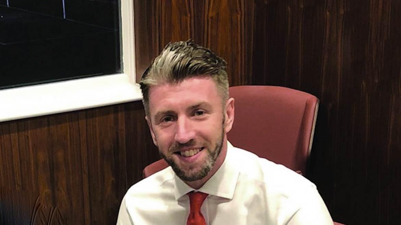 Dean Pooley exits club board