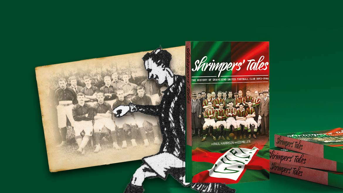 Shrimpers Tales books ready for collection