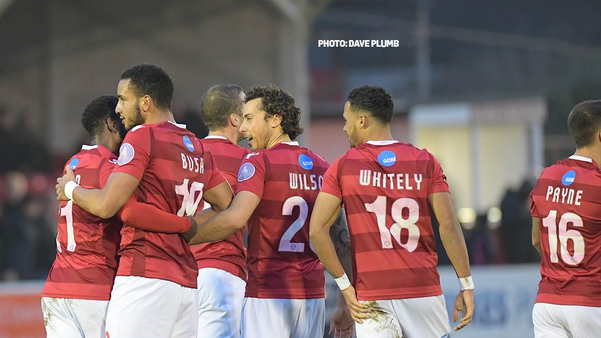 Tight-knit Fleet show resilience