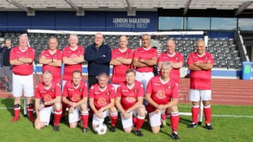 Walking football: the ultimate derby this Thursday!