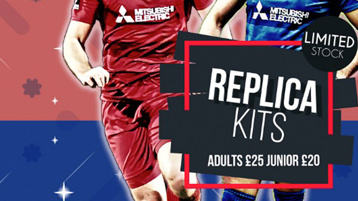 Final reduction on replica kit